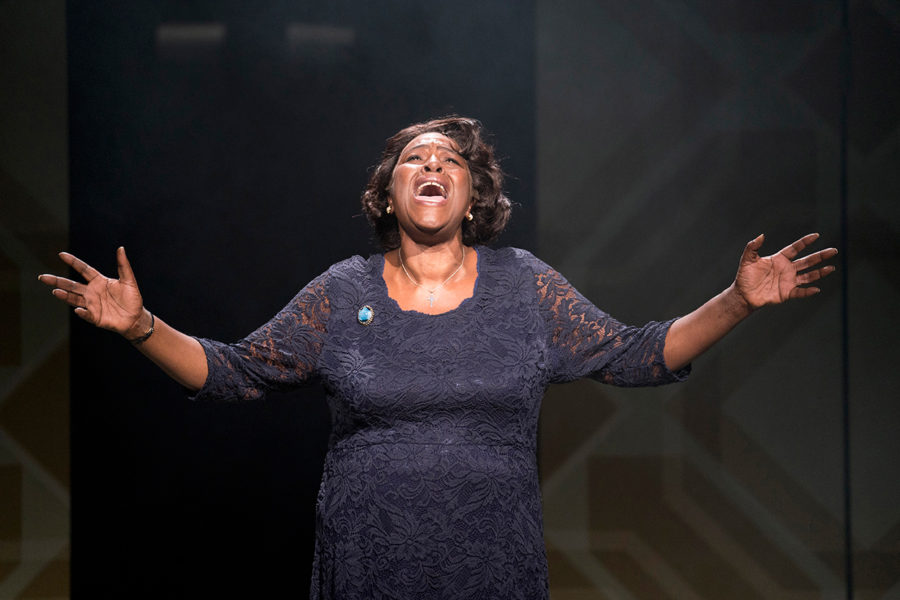 Caroline, or Change, Hampstead Theatre. Photo: Alastair Muir.