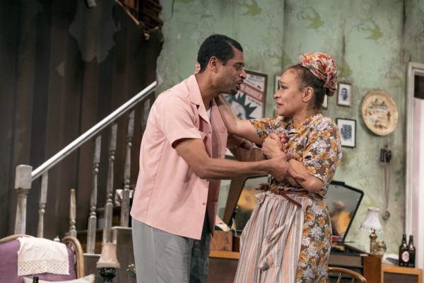 Shebeen at the Theatre Royal Stratford East. Photo: Richard Hubert Smith.