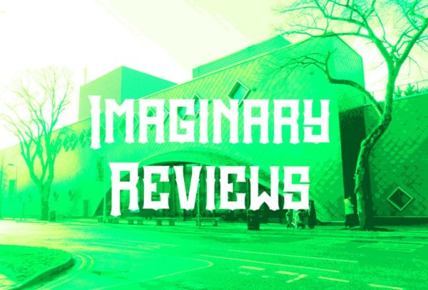 Imaginary Reviews: A Streetcar Named Desire