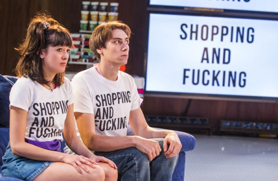 Review: Shopping and Fucking at the Lyric Hammersmith