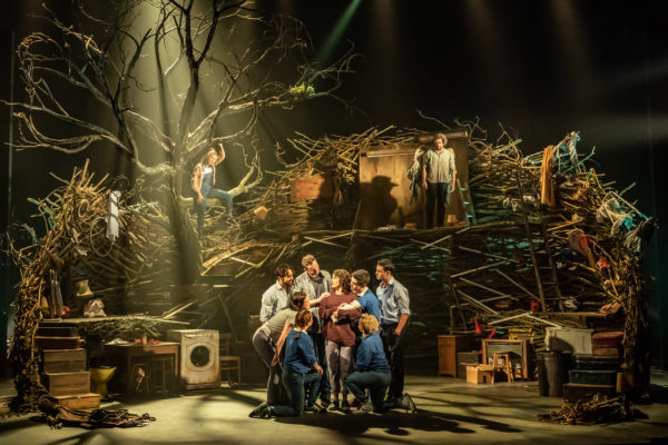 Review: Skellig at Nottingham Playhouse