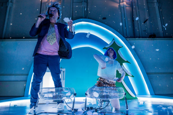 Review: Snow Globe at the Colston Hall, Bristol