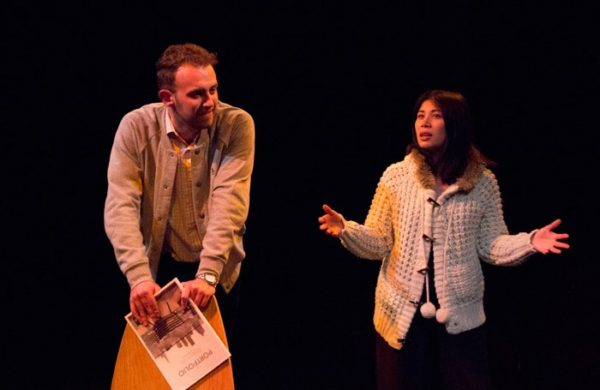 Review: I'm Just Here to Buy Soy Sauce at the Old Red Lion Theatre