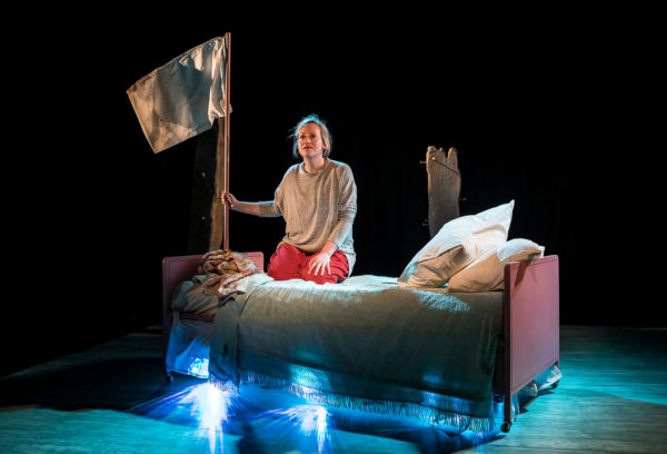 Review: Finding Nana at Nottingham Playhouse