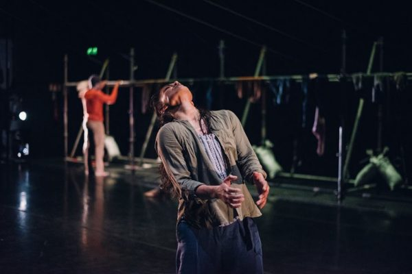 Review: State of Exception at Project Arts Centre, Dublin