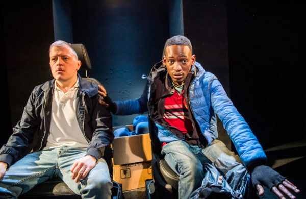 Review: Stop and Search at Arcola Theatre