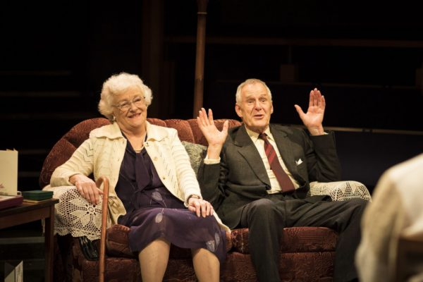 The March on Russia at the Orange Tree Theatre. Photo: Helen Maybanks.