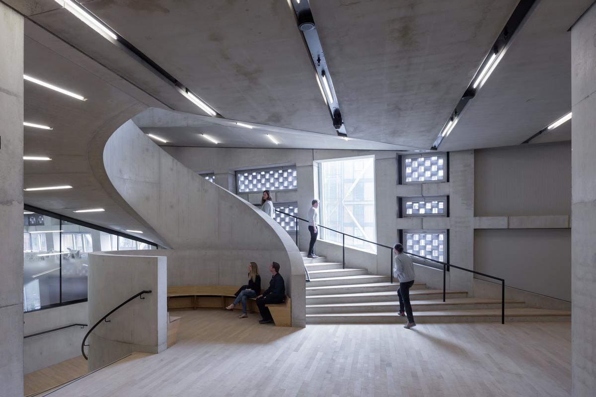 The Tate Modern's Switch House extension