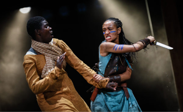 Review: Boudica at Shakespeare's Globe