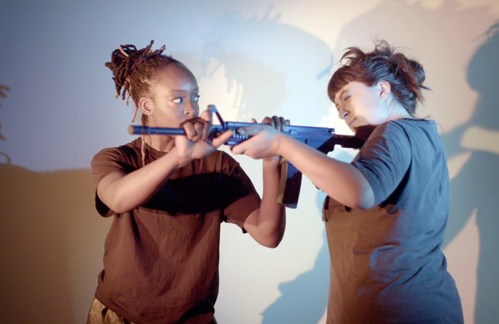 The Drill at the Battersea Arts Centre. Photo: Dorothy Allen.