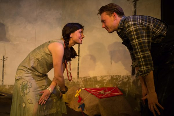 Review: Talk to Me like the Rain at Bewley's Café Theatre @ Powerscourt, Dublin