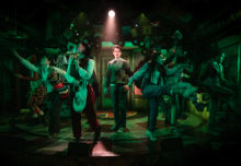 Review: High Fidelity at The Turbine Theatre