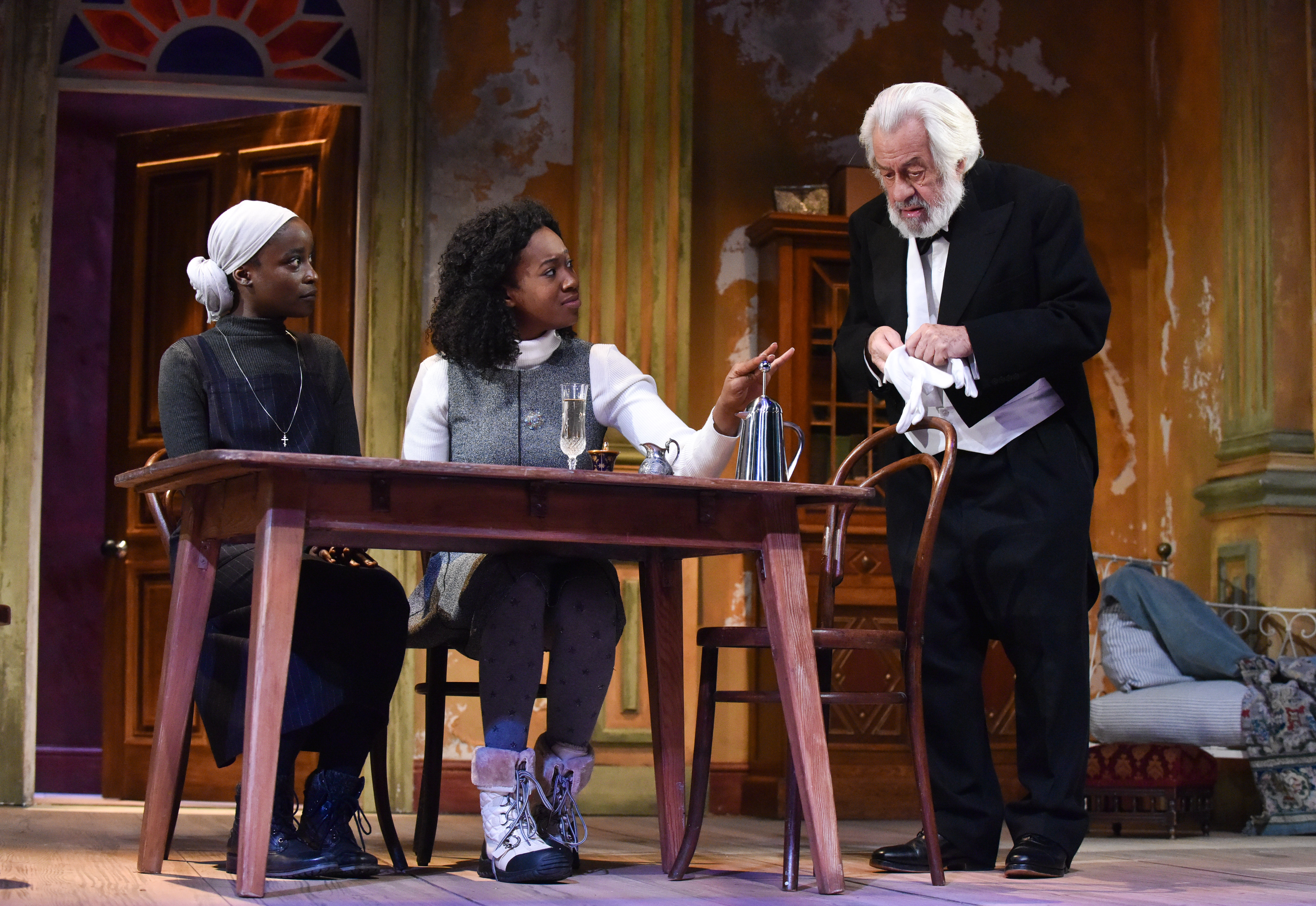 The writing about the Cherry Orchard: what questions are raised in the work 25