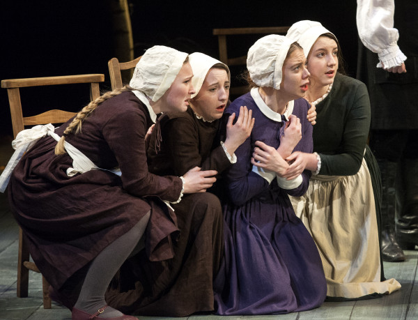 Review: The Crucible at the Royal Lyceum Theatre