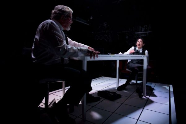 Review: The Lesson at The Hope Theatre