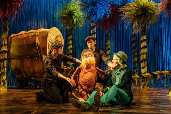 Review: The Lorax at The Old Vic