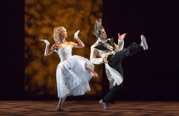 Review: Shakespeare Triple Bill at Sadler's Wells