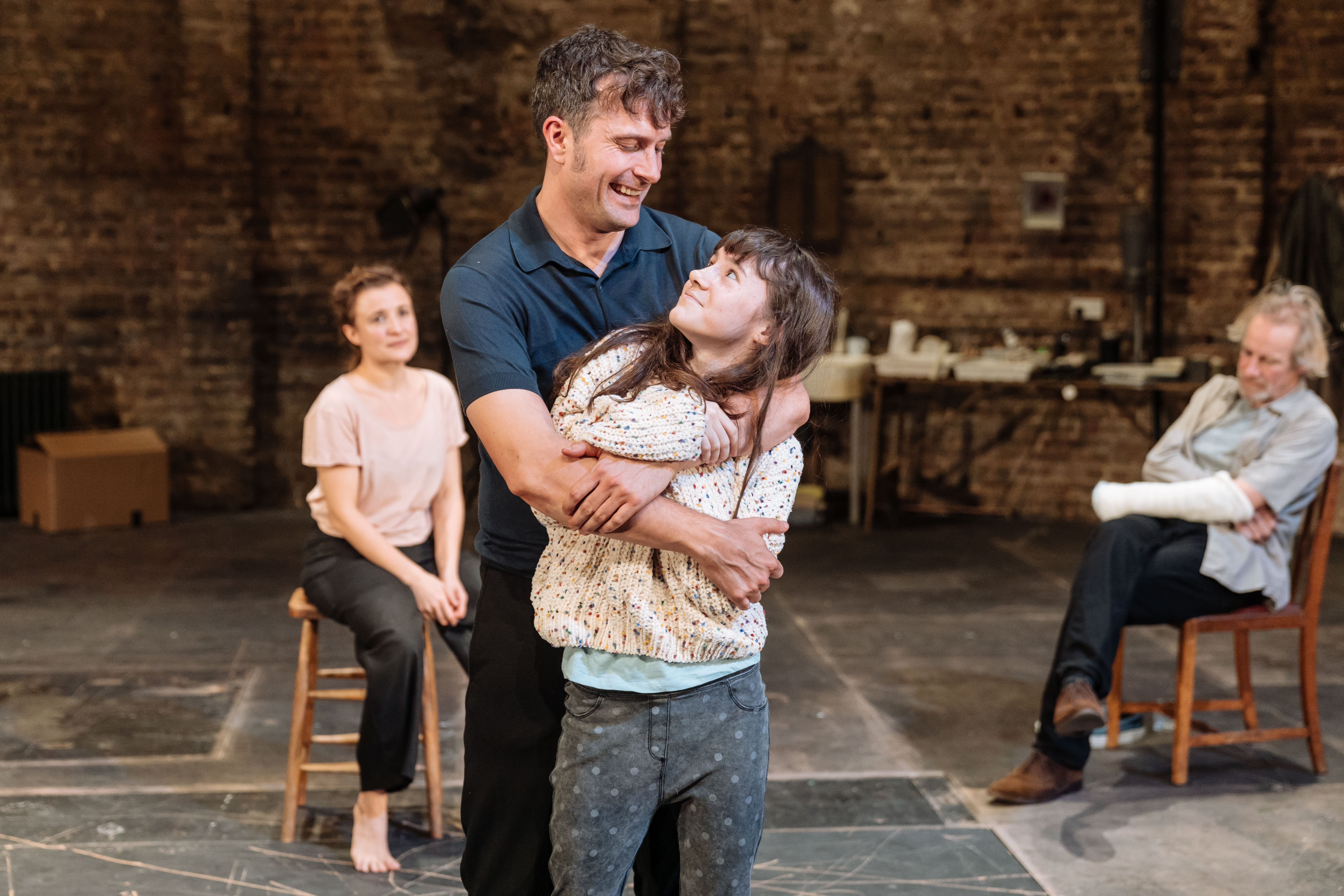 The Wild Duck at the Almeida. Photo: Manuel Harlan.