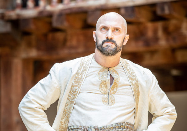 The Winter's Tale at Shakespeare's Globe. Photo: Marc Brenner.