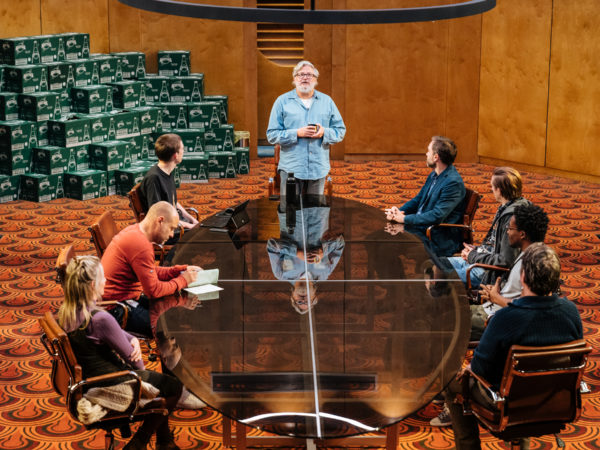 Review: The Antipodes at National Theatre