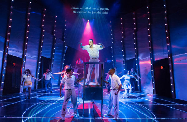 Tommy at the Nottingham Playhouse.