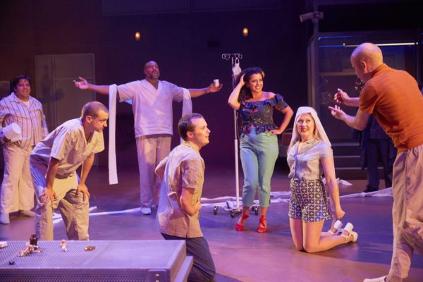 Review: One Flew Over the Cuckoo's Nest at Crucible, Sheffield