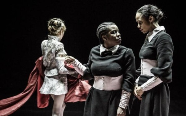 Review: The Maids at Trafalgar Studios