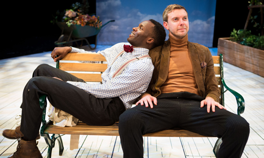 The Velveteen Rabbit at the Unicorn Theatre. Photo: Helen Murray.