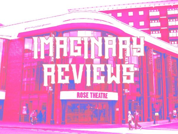 Imaginary Reviews: The Rose in Bloom