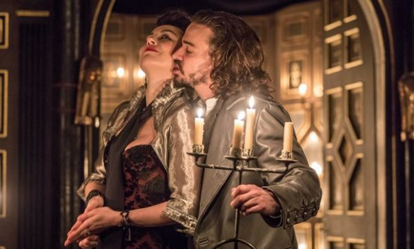 The White Devil at the Sam Wanamaker Playhouse.