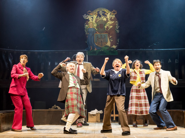Review: I am Thomas at the Lyceum, Edinburgh