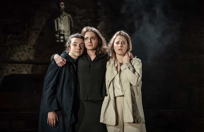 Three Sisters at Almeida Theatre. Photo: Marc Brenner.