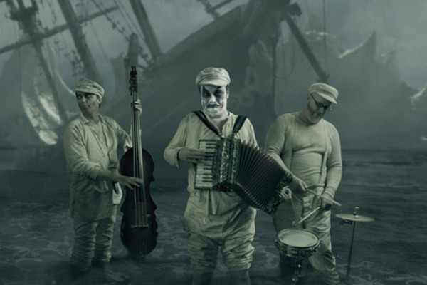 The Tiger Lillies: Rime of the Ancient Mariner