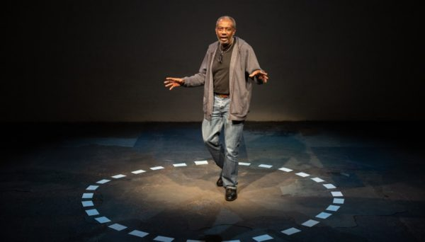 Edinburgh fringe review: To Move in Time by Tim Etchells