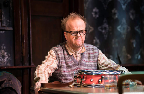 Review: The Birthday Party at The Harold Pinter Theatre