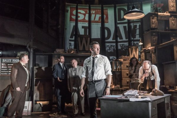 Review: Ink at Duke of York's Theatre