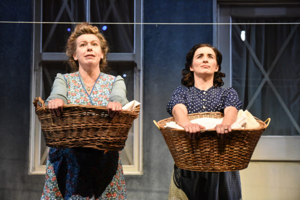 Review: Touched at the Nottingham Playhouse