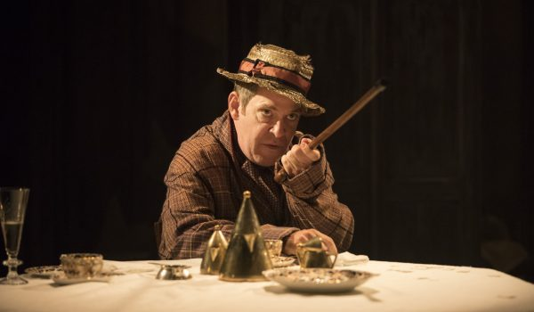 Review: Travesties at the Apollo Theatre