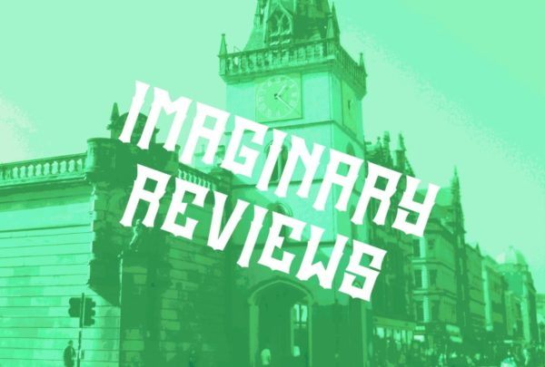 Imaginary Review: The Best Show in Town