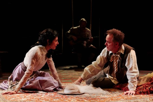 Uncle Vanya at Theatr Clwyd. Photo: The Other Richard.
