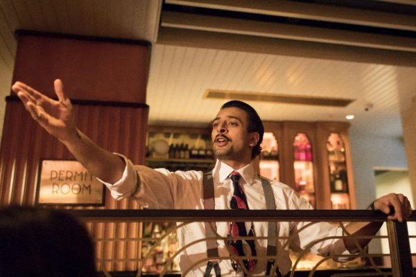Review: Night at the Bombay Roxy at Dishoom Kensington
