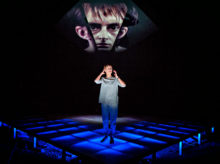 Villette at West Yorkshire Playhouse. Photo: Anthony Robling.