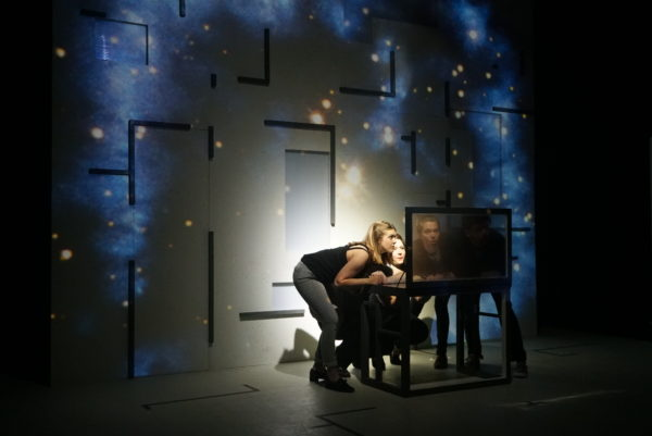 Review: Voyager at New Diorama Theatre