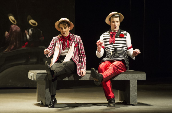 Review: The Barber of Seville at Bristol Hippodrome