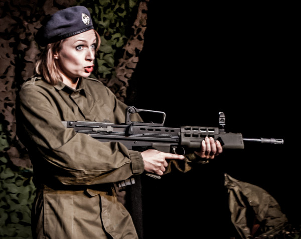 Review: Whiskey Tango Foxtrot at Tristan Bates Theatre