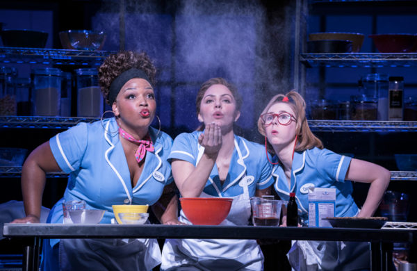 Review: Waitress – The Musical at Adelphi Theatre