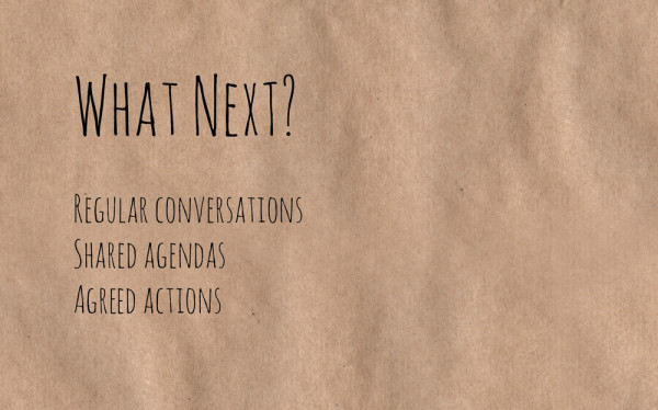 """What Next? """"We have to give a more economic argument for arts provision"""""""