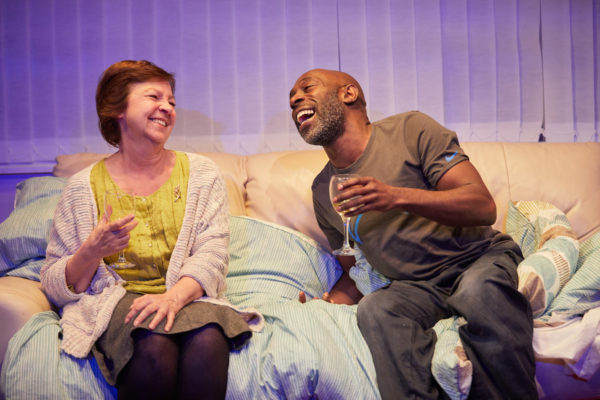 Review: While We're Here at the Bush Theatre