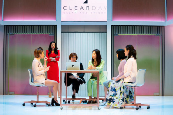 Review: White Pearl at Royal Court Theatre