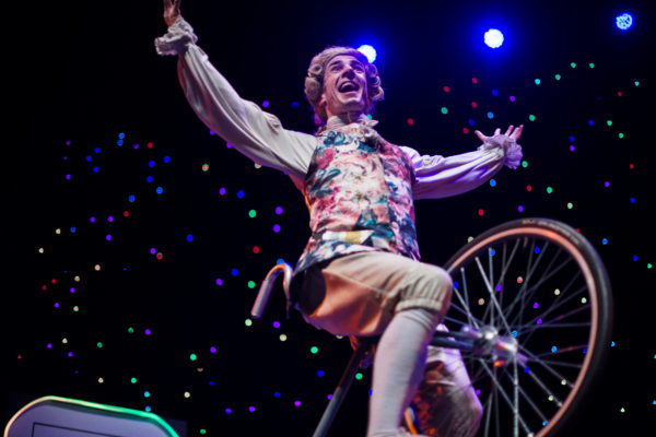 Edinburgh Review: Wolfgang at Underbelly Circus Hub